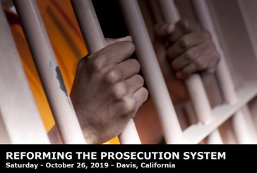 9th Annual Vanguard Event: Reforming the Prosecution System (October 26)