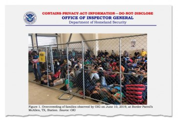 Inspector General Report Catalogues Detention Center Atrocities