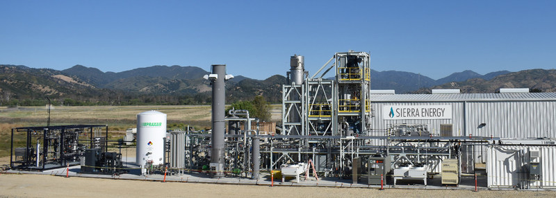 The Future of Clean Energy – Sierra Energy Gets $33 Million in Funding to Make It So 1