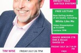 Vanguard Co-Hosts: Checking Privilege – Yolo County Gets a Tim Wise Visit