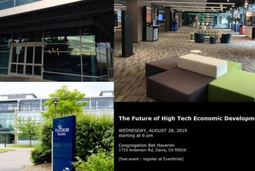 Greater Sacramento Will Present on the Future of High Tech Economic Development on Wednesday