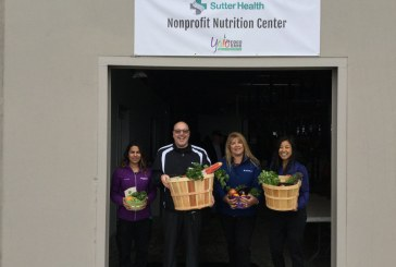 "Sutter Health Invests $1 Million To ""Nourish Yolo"" In Programmatic and Capacity Expansion Partnership with Yolo Food Bank"