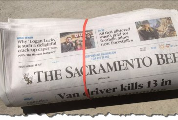 Sacramento Bee, Other McClatchy Newspapers Sued for Alleged 'Deceptive' Subscription Practice