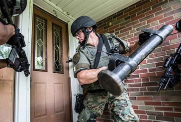 'No Knock' Warrants Spur Wave of Civil Rights Lawsuits
