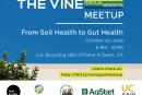 Soil Health to Gut Health Innovation Meetup