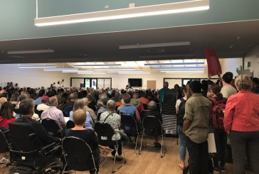 Garamendi Supports Trump Impeachment Inquiry at Packed Davis Townhall