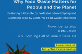 Why Food Waste Matters for People and the Planet