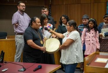 Council Designates November as Native American Heritage Month