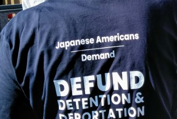 Nearly 200 Rally at Yuba County Jail for ICE Detainees – Japanese Americans Lead Protest
