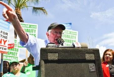 University of California's Largest Employee Union Endorses Sen. Bernie Sanders for President