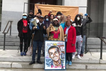 Despite Shadow of Coronavirus, Stephon Clark's Shooting Death by Police Remembered