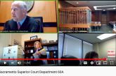 COVID-19 Threat Forces Sacramento Courts to Open Via Teleconference Only – Only Minor Hiccups Reported