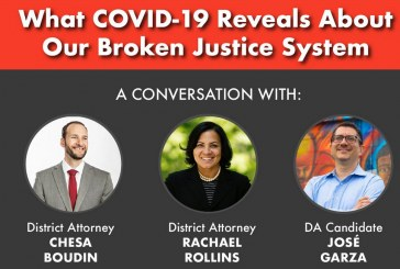 COVID and Our Broken Justice System