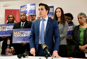 Everyday Injustice Podcast Episode 66 – Matt Toporowski Runs for Albany DA