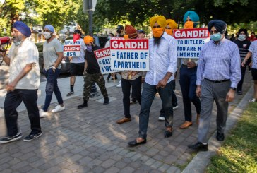 Sikh Community and Others Push for the City to Remove Gandhi Statue from Central Park