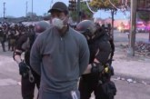 Video Footage Shows Police Arresting and Attacking Journalists at Protests