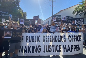 SF Protestors Demand Police Reform following George Floyd Murder