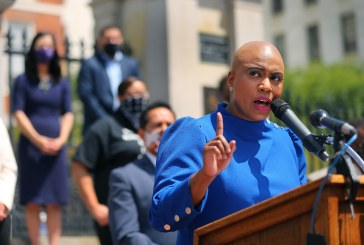 Four Congresswomen Announce Resolution to End Police Brutality Incited by Trump