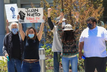 Yolo Public Defenders Bear Witness to Local and National Victims of Police Violence in BLM March