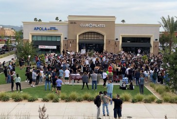 Even Conservative CA Bastion Yorba Linda Sees Hundreds Protest Murder of George Floyd
