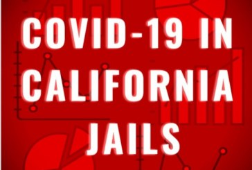 Outbreak in Santa Rita Jail – 101 Active Cases in 2 Days – Weekly Highlights -Breaking Down COVID-19 in CA Jails