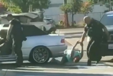 San Jose Police Officer on Leave after Video Shows Woman Kicked, Dragged Outside of McDonald's