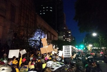 PORTLAND & FED POLICE: Marches, Movements, Moms, and Mobilizations