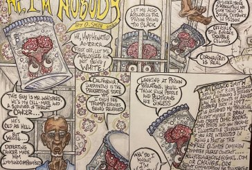 Incarcerated Artist Chronicles Life in San Quentin Prison During Pandemic