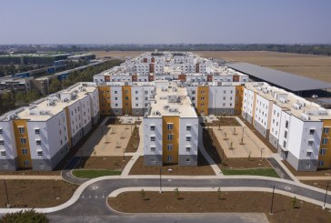 UC Davis Completes Phase I of Nation's Largest Student Housing Project