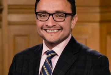 SF DA Chesa Boudin Names Guatemala-Born David Campos New DA Office Chief of Staff
