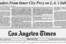 LA Times Apologizes for Past Racism
