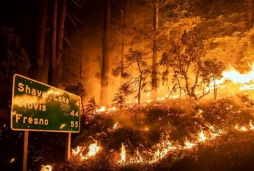 Guest Commentary: Wildfires Underscore Urgency to Rein in Climate Change