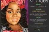 Art Exhibit to Commemorate and Honor BIPOC Civil Rights Leaders and Female Victims of Police Brutality