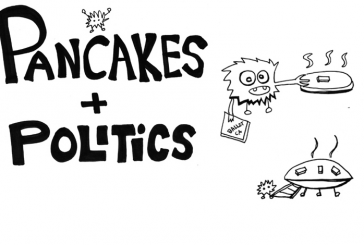 Guest Commentary: Pancakes & Politics Light:  Just the Stats, Ma'm