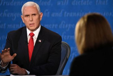 Commentary: Pence Says 'I Trust Our Justice System'