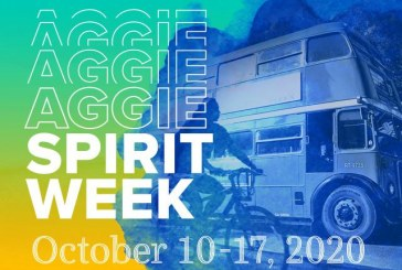 Aggie Spirit Week Hosts Student Success in a Virtual World