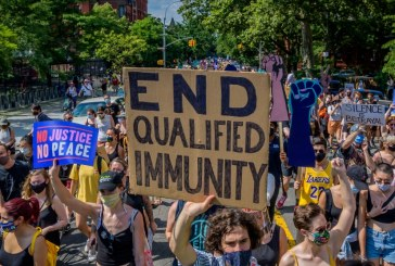 Letter: 54 Law Enforcement Professionals Sign Letter Urging Congress to End Qualified Immunity