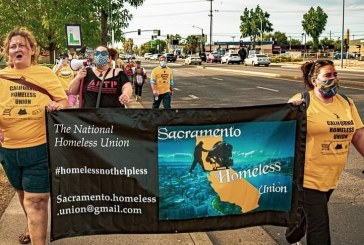Sacramento Homeless Union Gives Steinberg 72 Hours to Resign or Face Recall