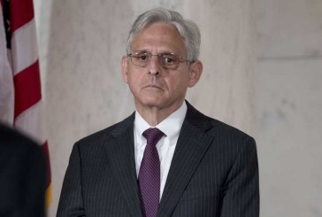 President-Elect Joe Biden to Name Judge Merrick Garland As His Attorney General