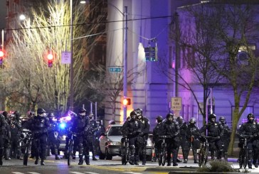 Anti-Police Brutality Protests Erupt after Tacoma Officer Drives through Crowd, Runs Over One Person, Sends People to Hospital