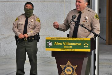 'Dignity and Power Now' Condemns LA County Sheriff's Dept for Enabling Existence of 'Sheriff Deputy Gangs'