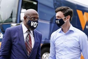 Jon Ossoff and Raphael Warnock Win Georgia Senate Race, Ensuring Democratic Majority in Senate