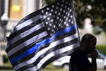 Commentary: Yes, the Thin Blue Line Imagery Has Been Co-Opted – Davis Should Ban It
