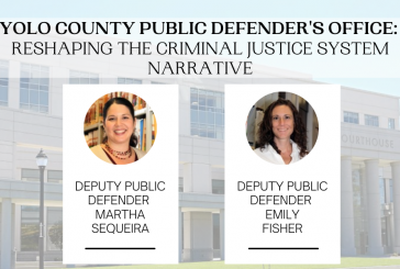 """Putting People in Cages Isn't Going to Make Us Safer"" Vanguard talks to Yolo County Deputy Public Defenders"