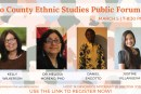 Vanguard Webinar: Yolo County Ethnic Studies Public Forum