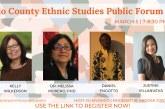 Vanguard Webinar: Yolo County Ethnic Studies Public Forum (Video)
