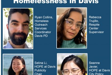 TODAY: Vanguard's Monthly Webinar – Homelessness in Davis (Updated with Additional Panelists)