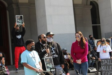 Families of Police Brutality Victims from California to Ohio Push for Police Accountability Laws at Capitol