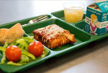 'Free School Meals For All' Now in Legislative and Governor's Plan