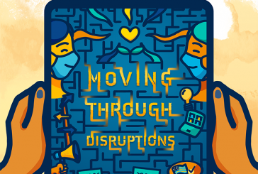 Opening Night for Moving Through Disruptions — Guest Speaker Vernon Wall